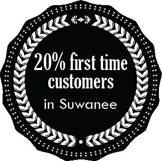 20% off Suwanee